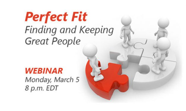 Webinar: The Perfect Fit