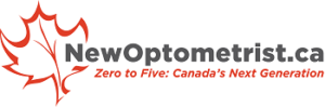 NewOptometrist.ca Link to e-Newsletter sign up