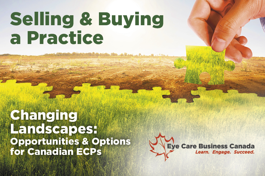 Changing Landscapes – Selling & Buying a Practice