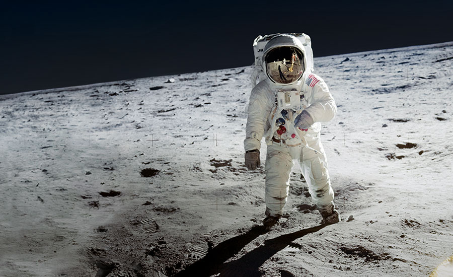 A Celebration of Excellence in Optics:  The Apollo Mission and ZEISS.