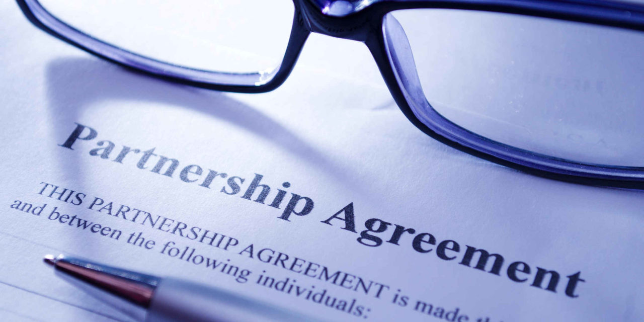 Six Keys to Making a Partnership Agreement Work